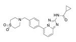 Filgotinib结构式