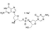 Guadecitabine Sodium结构式