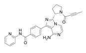 Acalabrutinib结构式